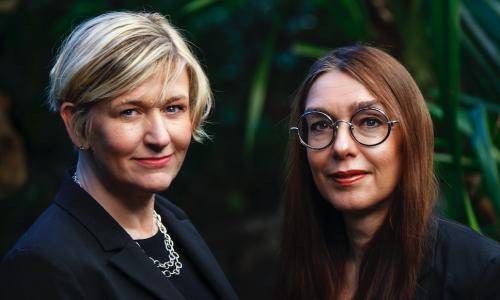 Ulrika Sedell & Eva von Wernstedt, författare till Vägar till innanförskap