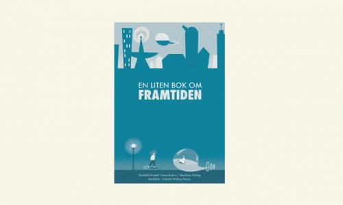 Omslaget till En liten bok om framtiden